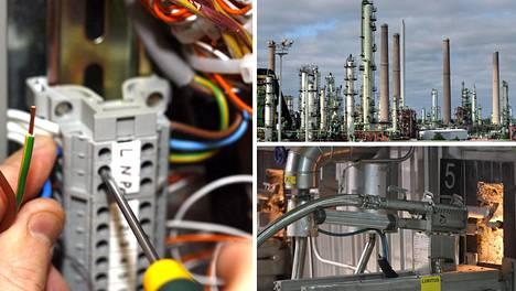 Työtaisteluiden uhka jatkuu suurena useilla teollisuuden toimialoilla.