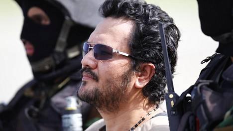 """Maximiliano Bonilla-Orozco eli """"Valenciano"""" kuvattiin 15. joulukuuta 2011 Venezuelassa."""