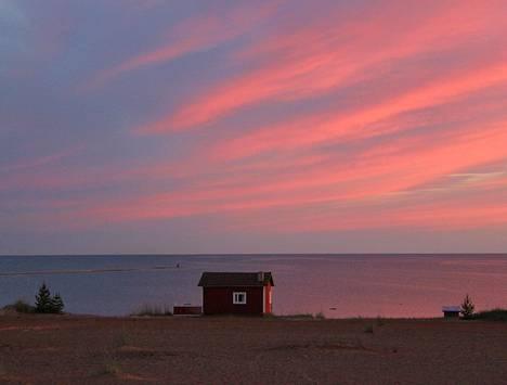 Kalajoella juhannuksena 2012.