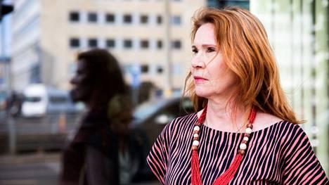 Iina Soiri kuvattuna vuonna 2018. Hän työskenteli tuolloin Pohjoismaiden Afrikka-instituutin johtajana.