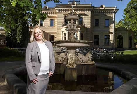 Finlaysonin palatsi on suosittu hääpaikka Tampereella.