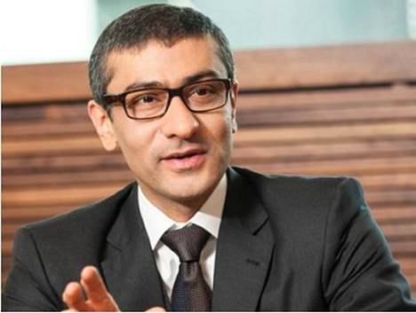 Rajeev Suri jatkaa Nokian kärkiyhtiöksi jääneen NSN:n johdossa.