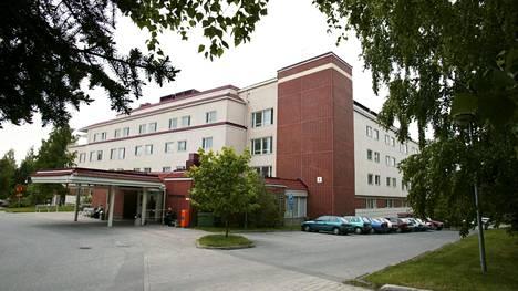 Harjulan sairaala sijaitsee Kuopiossa.