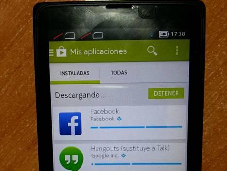 Android saapui Nokian puhelimiin Nokia X -sarjassa helmikuussa.