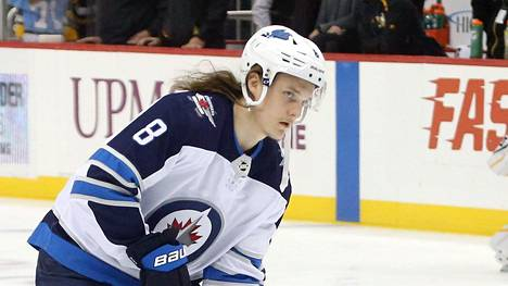 Sami Nikun tie Winnipeg Jetsin NHL-puolustukseen on ollut tukossa.