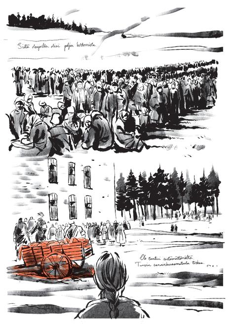 Sisällisodassa kuoli taisteluissa noin 130 punaista naista.