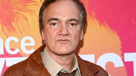 Quentin Tarantino myöntää, että hän oli kuullut Harvey Weinsteinin ahdistelleen naisnäyttelijöitä.