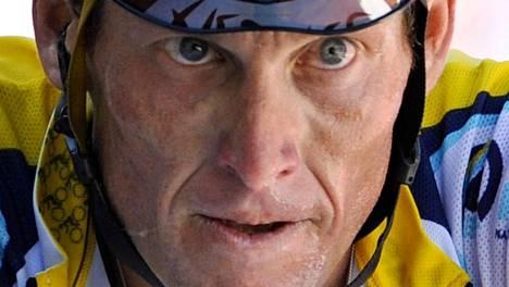 Lance Armstrong kertoi kovista lapsuuskokemuksistaan.