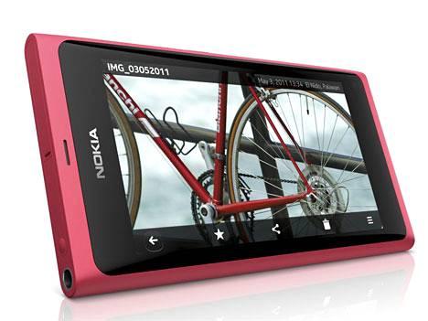 Nokian N9 käytti Meegoa.