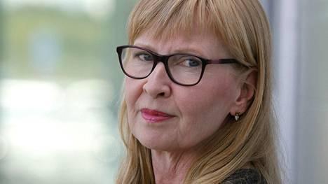 Sari Leskinen ei ole nähnyt vielä Juice-elokuvaa.