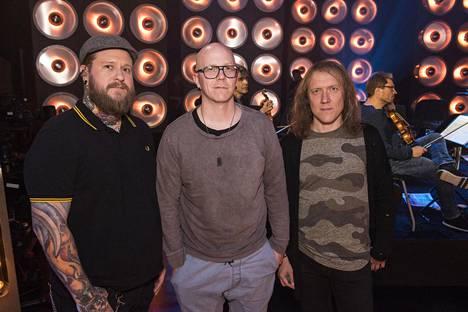 Apulanta on mukana Suomilove -ohjelman neljännellä kaudella.