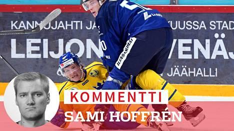 Suomi pystyi pitämään Ruotsin aisoissa Helsingissä pelatun turnauksen päätösottelussa.