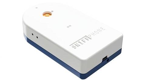 SniffPhone-lisälaite tunnistaa hengityksestä vatsan alueen syöpää.