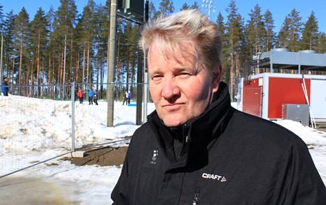 Olli-Pekka Kärkkäinen ei usko, että Vainiolle olisi mahdollista saada erityislupa juosta olympialaisissa.