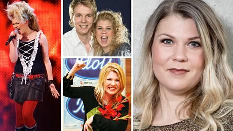Katri Ylander ihastutti Idolsissa vuonna 2005. Nyt nainen on tekemässä uutta paluuta musiikin pariin.