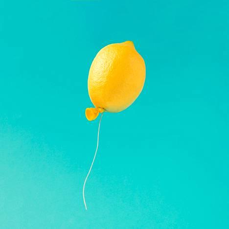 Elämä on joskus vähän kuin sitruuna: melko hapokasta.