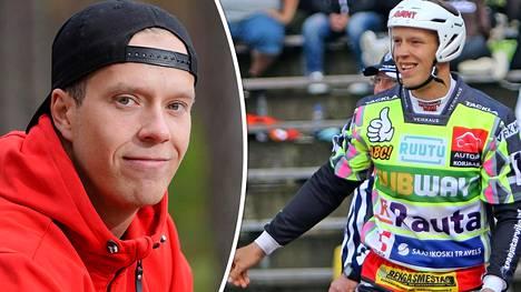 Pesäpallo on tuonut ilon Patrik Wahlstenin elämään tragedian jälkeen.