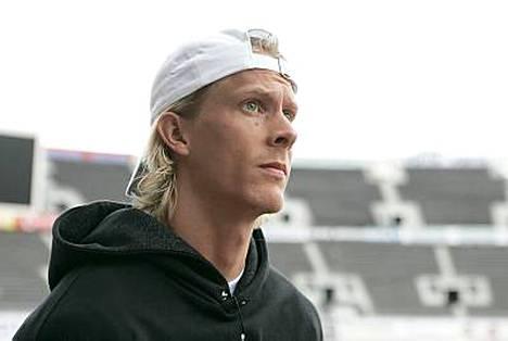 Christian Olsson on kärsinyt viime vuodet loukkaantumisista.