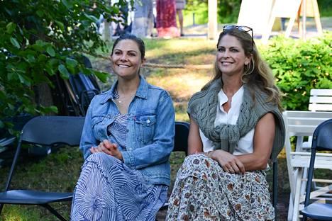 Victoria ja Madeleine näkivät toisensa kasvotusten ensi kertaa puoleentoista vuoteen.