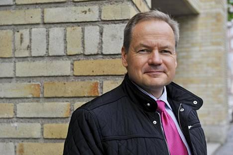 Rahoituksen professori Vesa Puttonen, Aalto-yliopisto