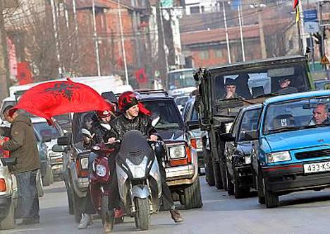 Kosovossa odotellaan innolla itsenäistymistä.