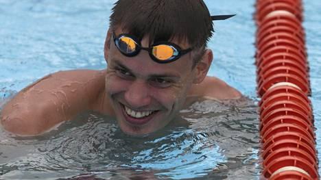 Ari-Pekka Liukkonen tavoittelee olympiakultaa elokuussa Rio de Janeirossa.