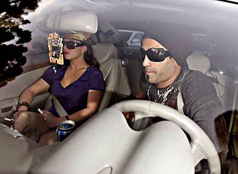 Britney Spears ja Adnan Ghalib saivat jälleen nähdä toisensa.
