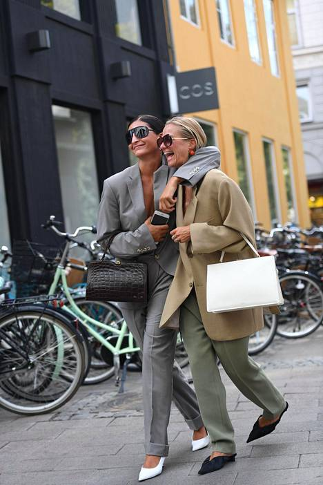 Herrainhousut ovat samalla skarppi, mukava, muodikas ja ajaton vaatevalinta.
