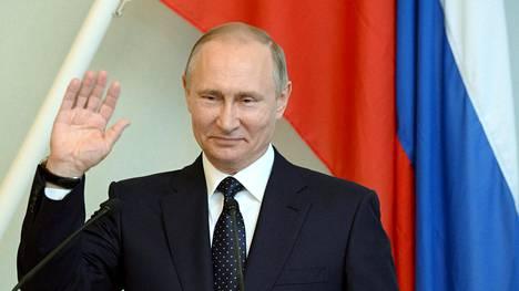 Vladimir Putin kirjoitti artikkelin, joka julkaistiin Kremlin verkkosivuilla.