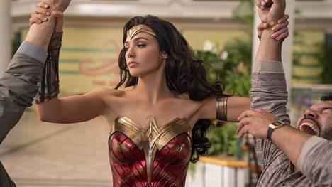 Wonder Womania näyttelee Gal Gadot.