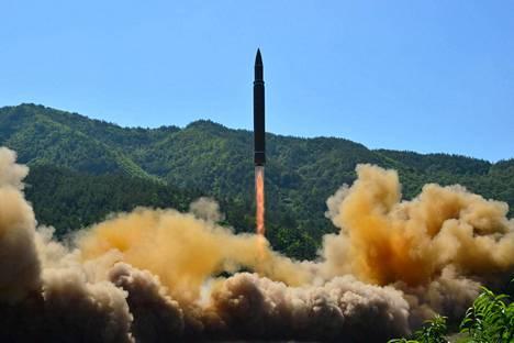 Pohjois-Korea ei ole tehnyt ohjuskokeita, mutta se ei ole lopettanut ohjusohjelmaansa.