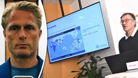 Mikael Anttila on huolissaan siitä, miten Ruotsin terveydenhuoltojärjestelmä kestää koko ajan pahenevan koronavirustilanteen alla. Luottamusta murensi sekin, että maan johtava epidemiologi katosi julkisuudesta noin viikko sitten ja lähti Afrikkaan.