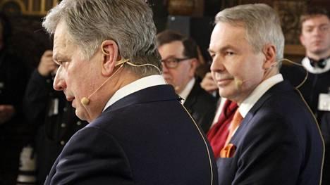 Ulkoministeri Pekka Haavisto on Suomen Kuvalehden kyselyn tällä hetkellä suosituin ehdokas presidentti Sauli Niinistön seuraajaksi.