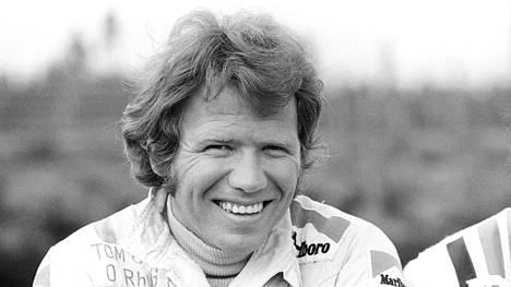 Tom Belsö vuonna 1974.