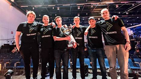 Team Gigantti voitti Assembly Winter 2018 -tapahtumassa pelatun Overwatch-turnauksen näytöstyyliin.