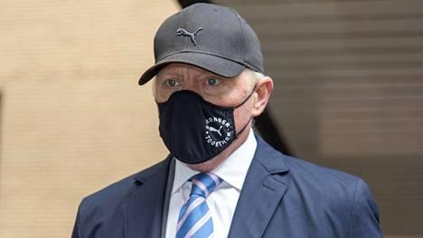 Boris Becker joutuu vastaamaan raha-asioidensa kyseenalaisesta hoidosta.