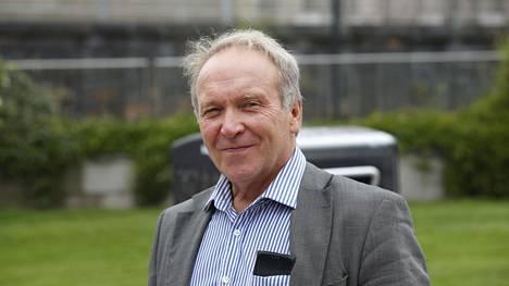 Teuvo Hakkarainen valittiin perussuomalaisten europarlamentaarikoksi vuonna 2019.