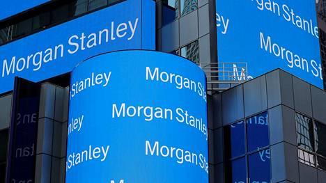Morgan Stanleyn toimistorakennus New Yorkissa vuonna 2018.