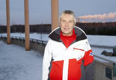 Nelinkertainen olympiamitalisti Matti Nykänen meni naimisiin Pia Talonpojan kanssa heinäkuussa 2014.