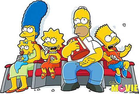 Simpsoneiden päätymistä valkokankaalle on odotettu pitkään.
