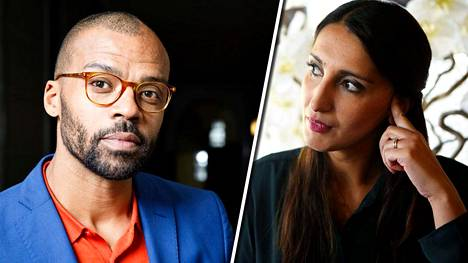 Jani Toivola ja Nasima Razmyar eivät osallistukaan keskusteluohjelmaan.