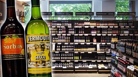 Alkoholituotteet vaihtuvat tiuhaan hyllyssä – muistatko nämä jo myynnistä kadonneet viinakset?