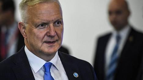 Valtiovarainministeriön työryhmä antaa tulosidonnaisesta velkakatosta raporttinsa lähiviikkoina. SP:n Olli Rehn pitää sitä mahdollisena vaihtoehtona.