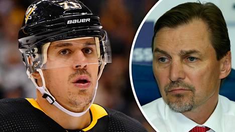 Sergei Fedorov (oik.) on yksi Venäjän menestyneimmistä jääkiekkoilijoista. Legendaarinen hyökkääjä toimii nykyään moskovalaisseura TsSKAn johtoportaassa.