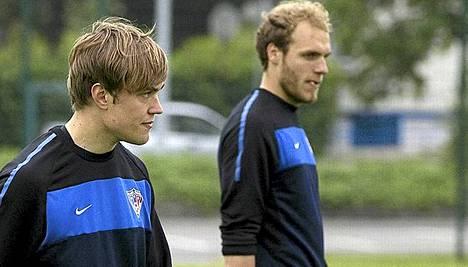 Mika Ojala ja Timo Furuholm vastasivat tuttuun tyyliin Interin maaleista.