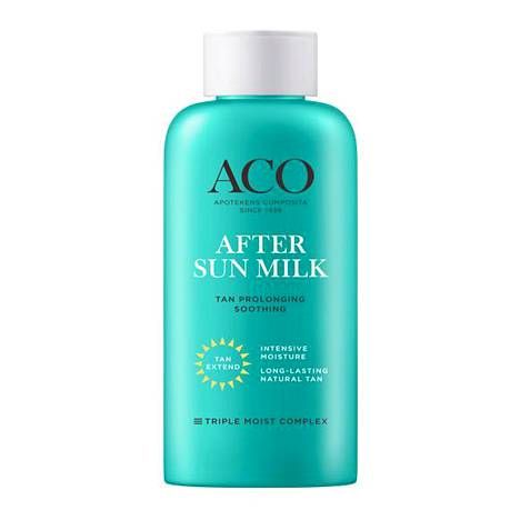 Aco After Sun Tan Prolonging Milk, 13 € / 200 ml.