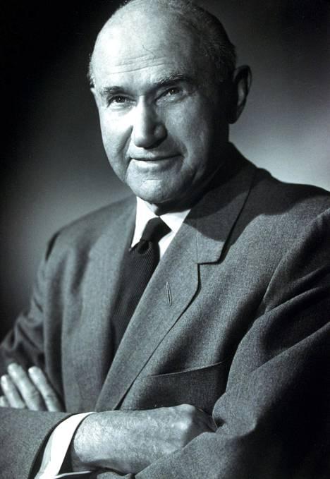 Samuel Goldwyn oli yksi Sirkka Tothin työnantajista.