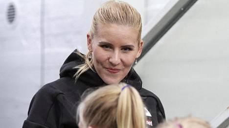 Kristiina Mäkelä ponnisti EM-kisojen loppukilpailuun.