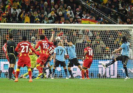 Suarezin tekoa muistellaan vielä kymmenenkin vuoden jälkeen.