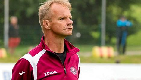 Juha Malinen on saanut Lahden voittojen tielle.